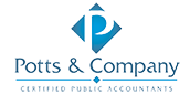 Potts & Company Logo