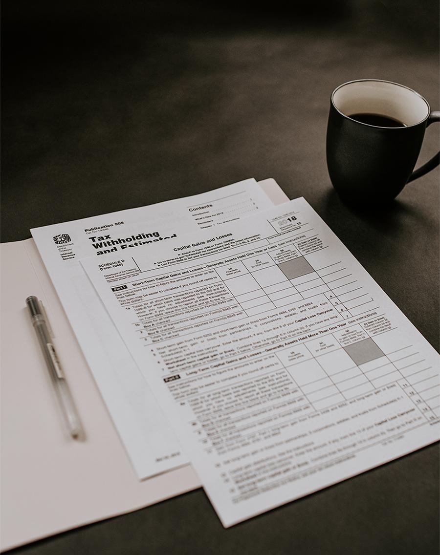 tax planning tax preparation
