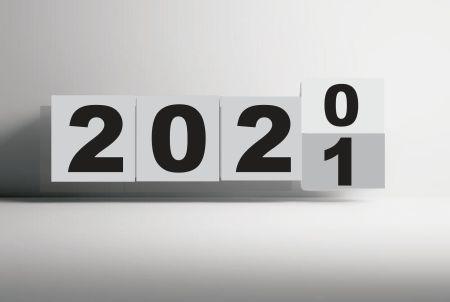 2021 YEAR CHANGE